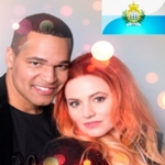 Valentina Monetta and Jimmie Wilson  -  Spirit Of The Night (San Marino)
